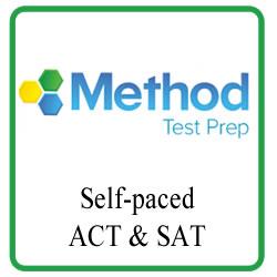 Method Test Prep - Self-paced ACT & SAT