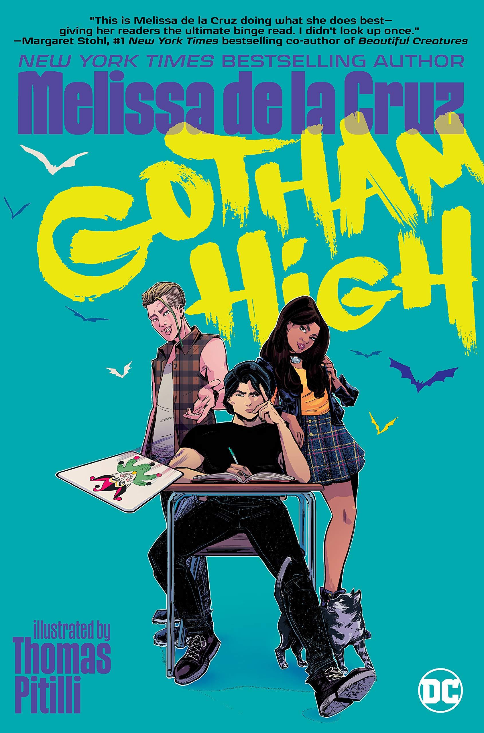 Gotham High book cover