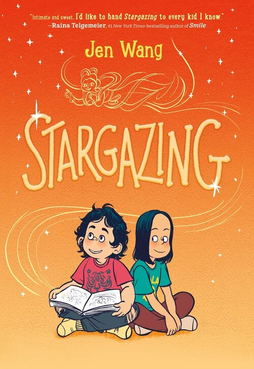 Stargazing book cover