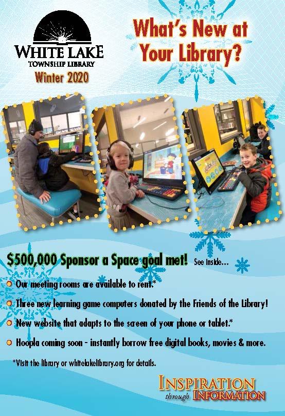 Image of Winter 2020 Newsletter