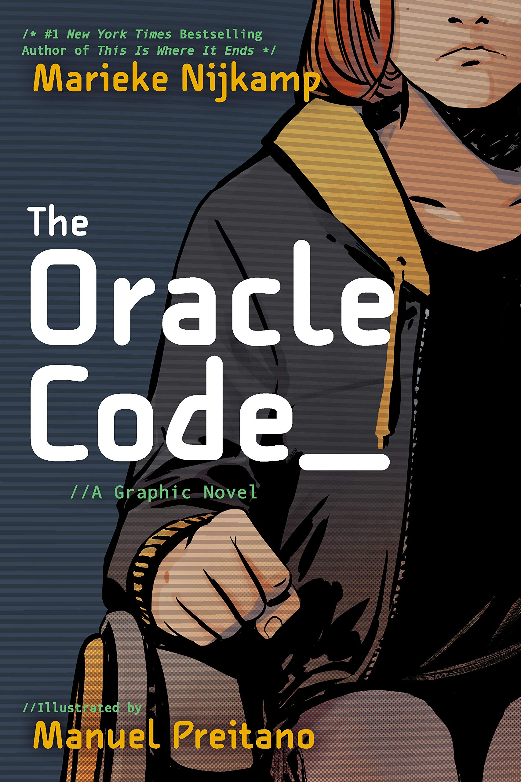 Oracle Code book cover