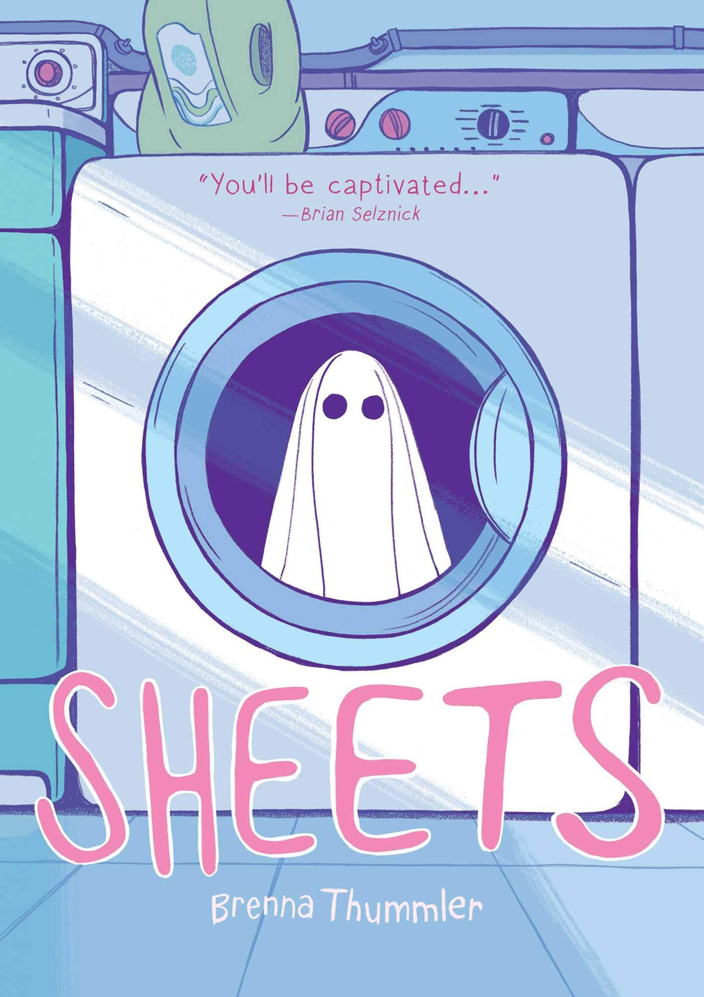 Sheets book cover