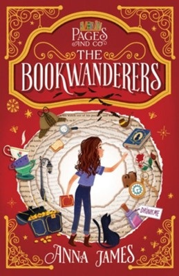 The Bookwanderers book cover