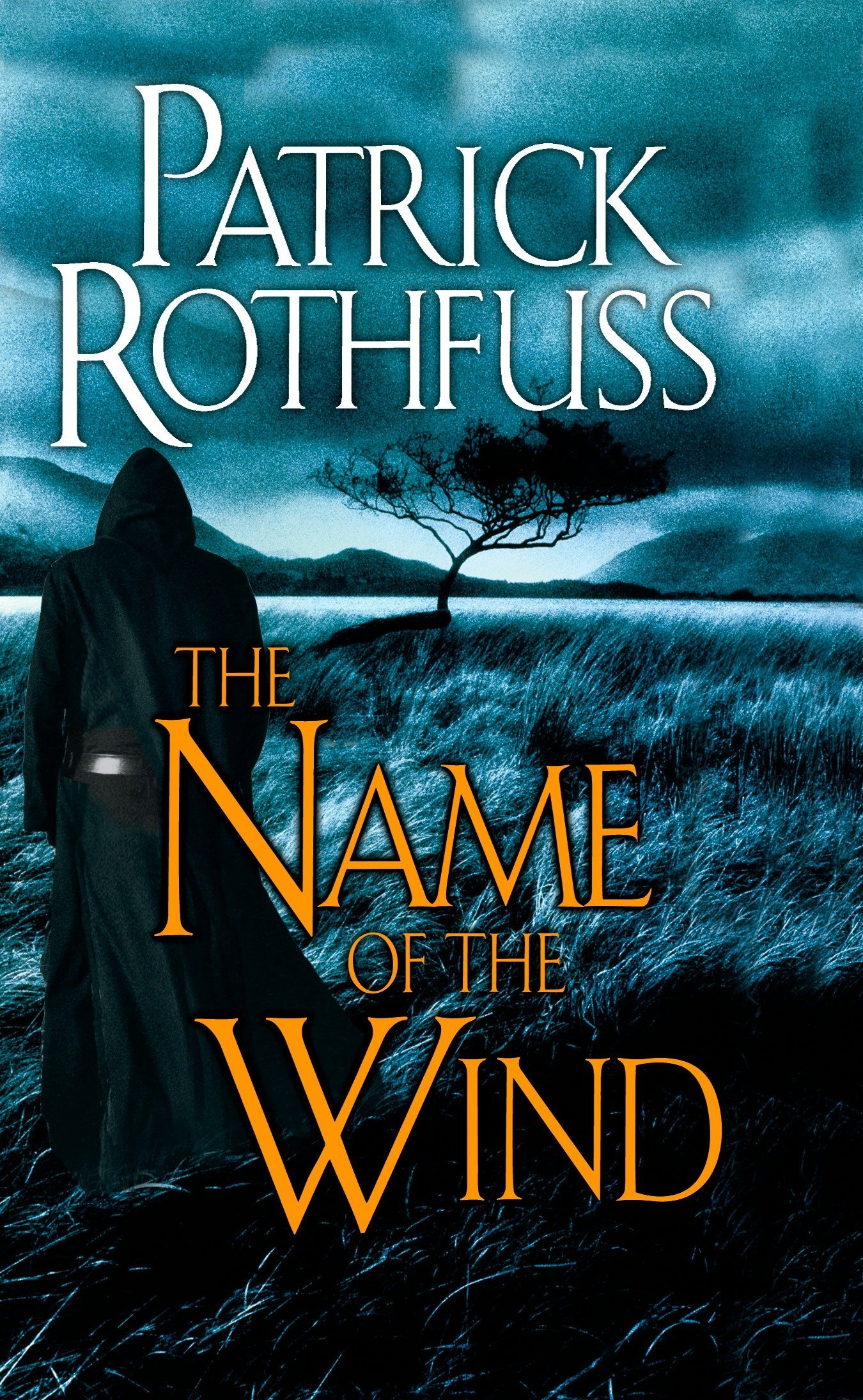 The Name of the Wind bookcover